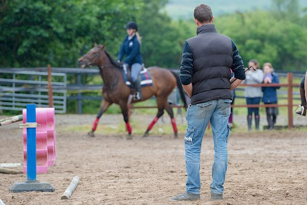 Taylor Croke Show Jumping Clinic