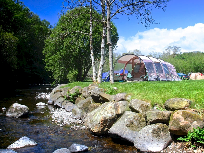 Snowdonia Riding Stables Riverside Camping